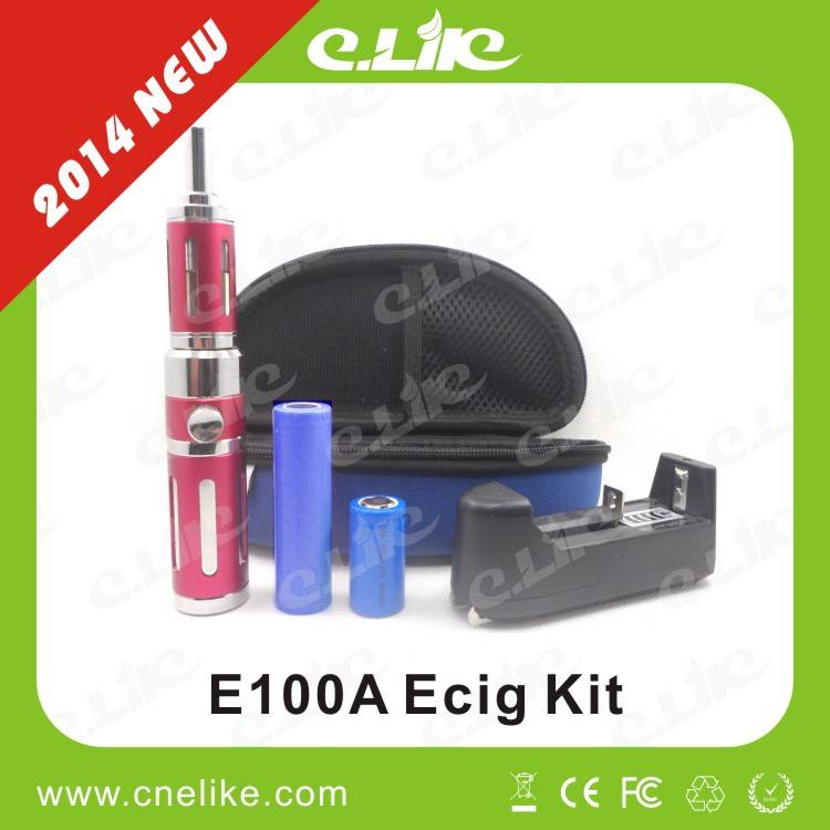 2014 Latest Electronic Cigarette Huge Vapor E100A Mod Stingary Mechanical Mod