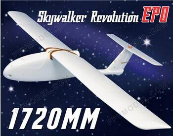 New Skywalker Revolution 1720 FPV EPO RC Plane