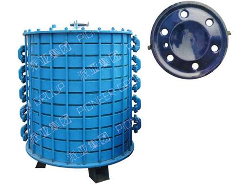 Glass-lined Condenser