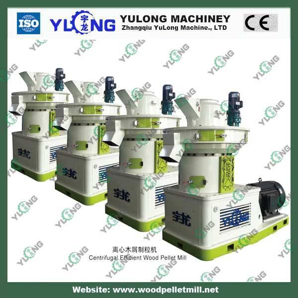 Wood pellet mill (CE)