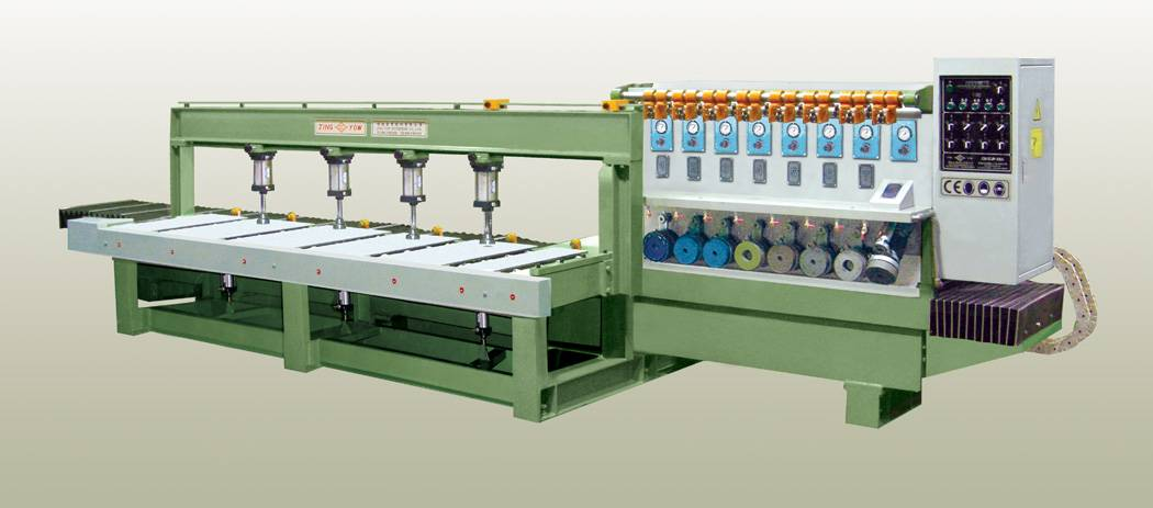 JSz-9 linear cement floor tile polishing machine