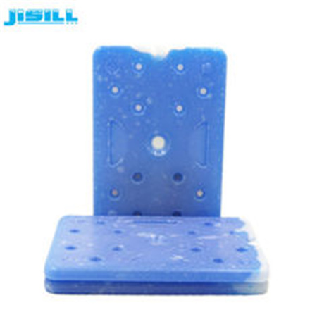 1000 Ml Non-Toxic Cooling Gel Big HDPE Ice Packs For Coolers , Freezable Ice Packs
