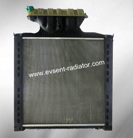 Radiator for MAN Truck Copper/Aluminium