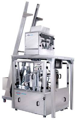 XFG Automatic Bag Filling and Sealing Machine & Electronic Automatic Weighing Machine