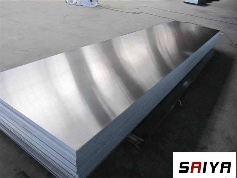 Aluminium paltes