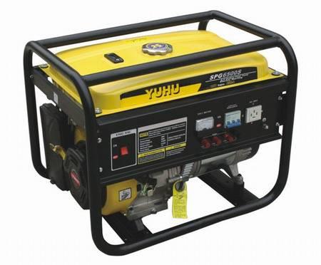 Sell 6.5kw Gasoline Generator (SPG6500S)