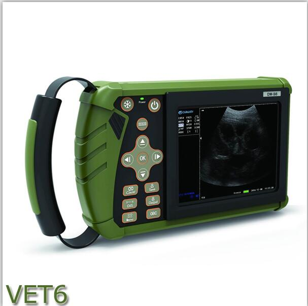 Palm Ultrasound machine Veterinary Ultrasound System VET 5 for dog sheep pig horse