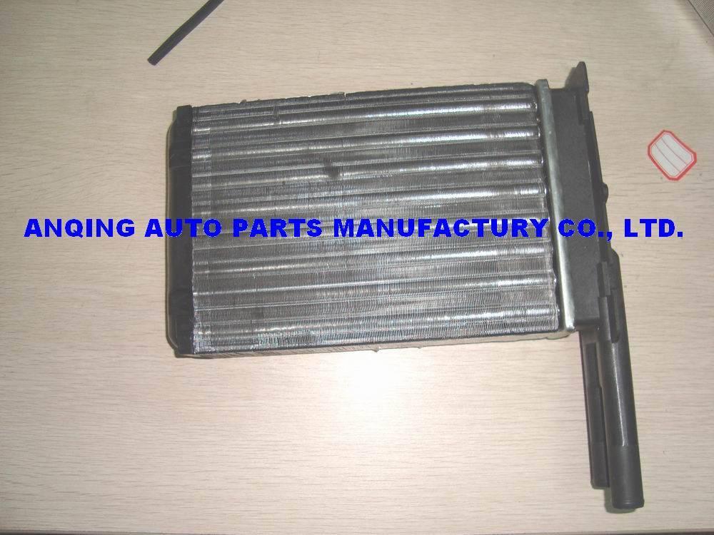 auto Aluminum radiator for Dacia 6001543997