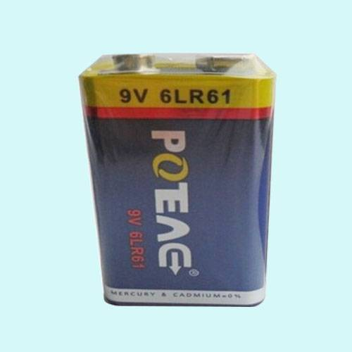 9V 6LR61 Alkaline Battery