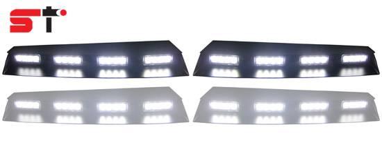 Surface Mount Light Car LED visor Dash Light bar