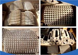 Roll crusher parts, Roller Sheet,Roll Skin
