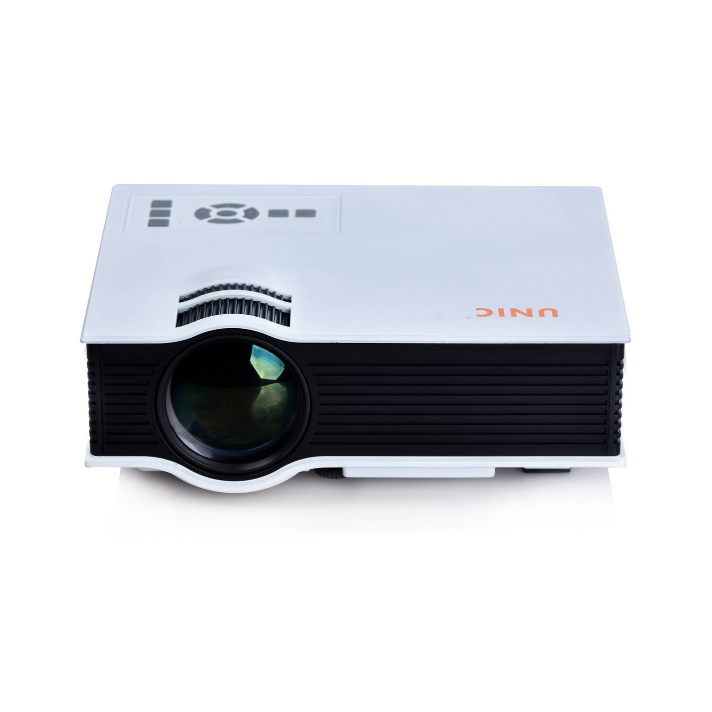 New hot sell led lcd mini projector with SD/USB/HDMI/TV(IP)/IR, support 1080P