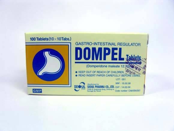 Medicine (DOMPEL Tablets)