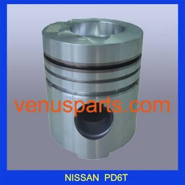 nissan diesel piston PE6T 12011-96564