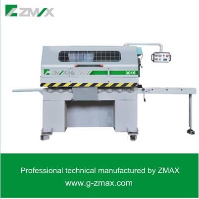 Plank multi-rip saw machinePlank multi-rip saw machine MJ-3016