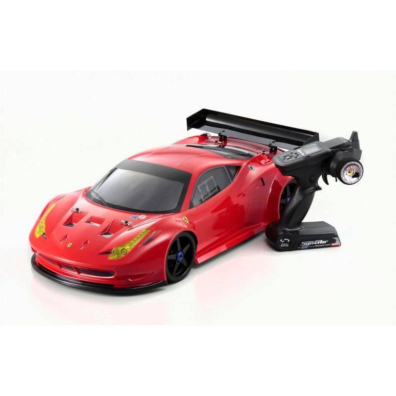 Kyosho Inferno GT2 VE Race Spec Ferrari 458 Intalia Spec KYO30940B