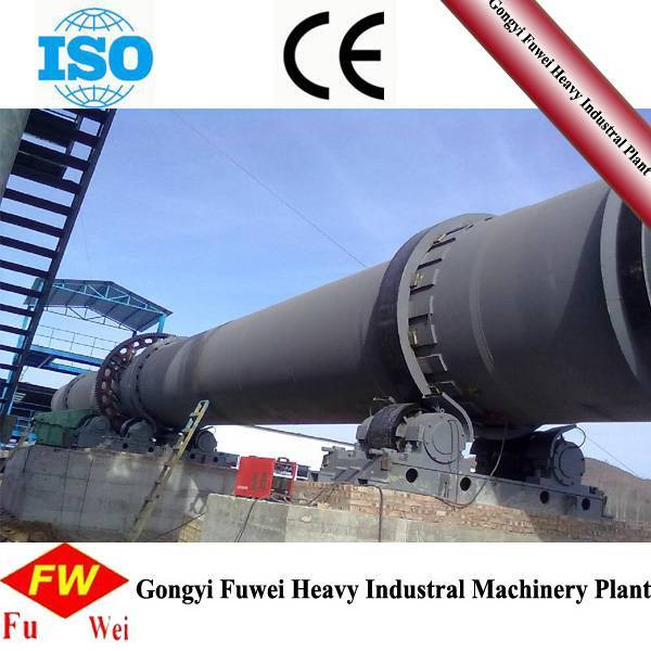 Rotary Kiln for Cement Production Line