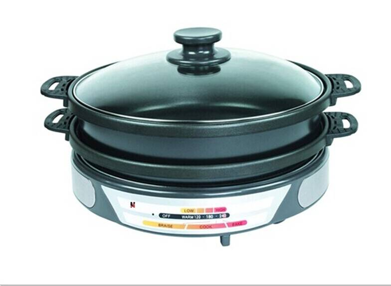 Multi-function slow cooker (new type)
