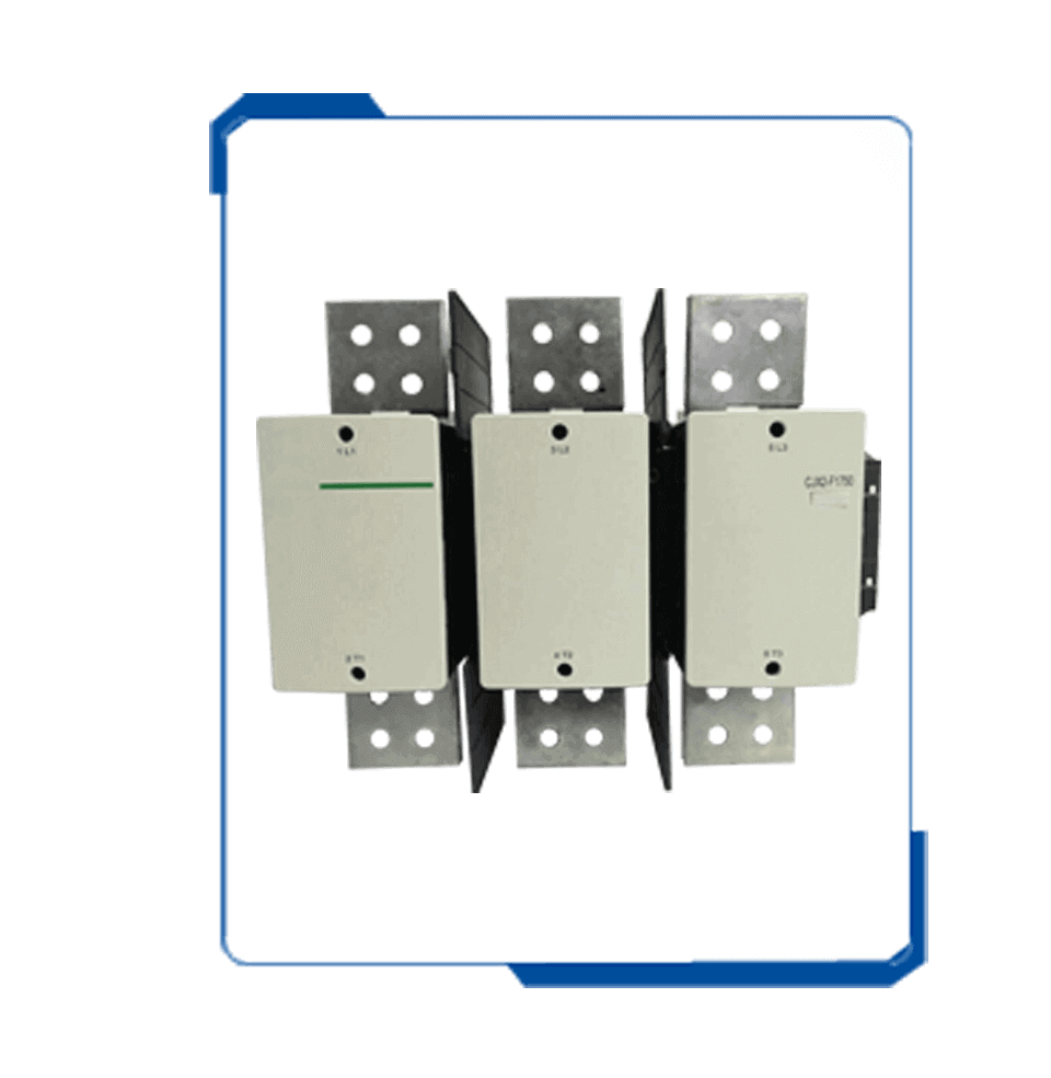 big circuit current F Type Three Phase LC1/CJX2 AC Magnetic Contactor