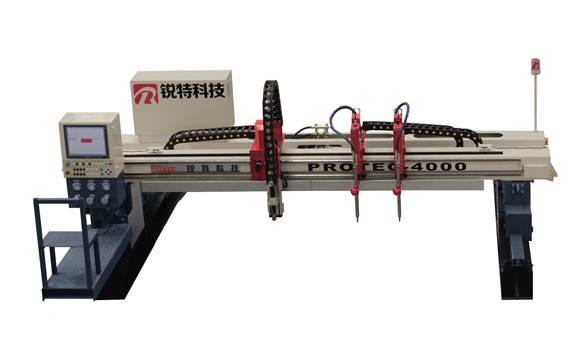 gantry cutting machine and heavy-duty gantry cutting machine