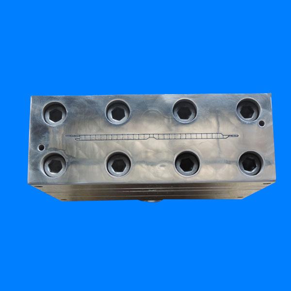 pvc ceiling board mould/waterproof pvc ceiling board mould/plastic false ceiling pvc board mould