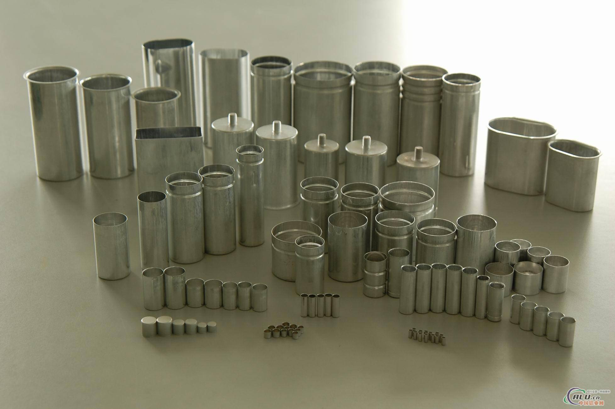 Aluminium Capacitor Can
