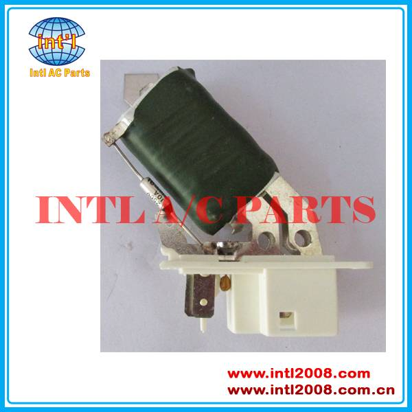 Opel Astra Heater blower motor resistor 1845791 90383817 1J0 819 022A