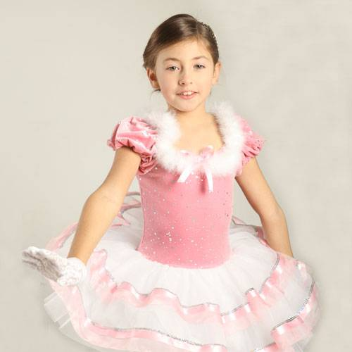 New in Ballet Dance Costume DFP-021