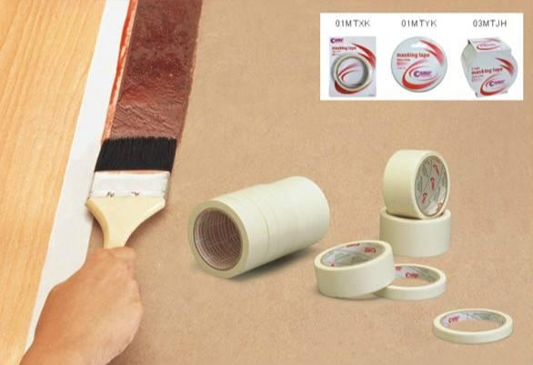 General Purpose Crepe Paper Adhesive Masking Tape