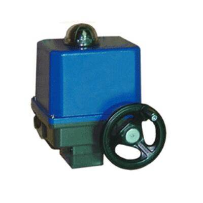 German PSQ electrical actuator, PSQ 90°electric part-turn actuator,