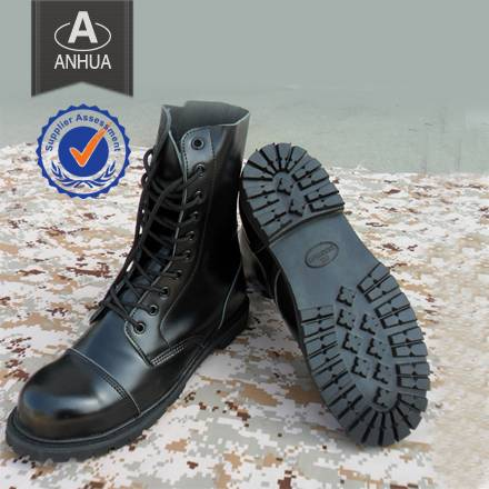 Pressure Defense & Puncture-Proof Leather Boots MB-AH04