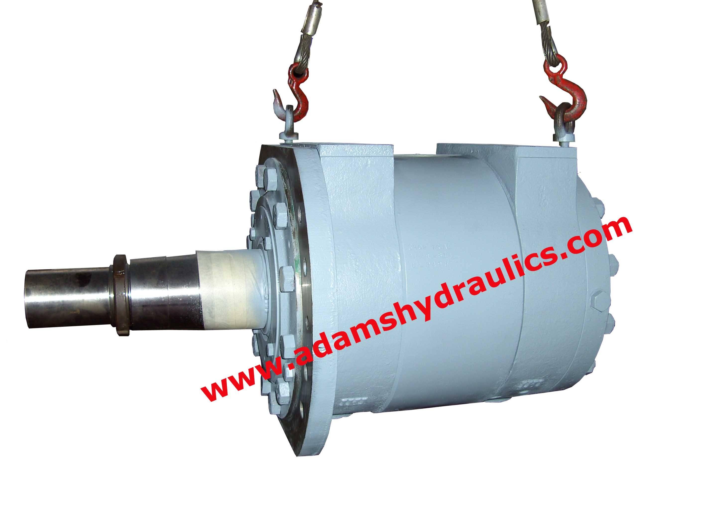 IHI HVL STS Motor, Adams Hydraulics