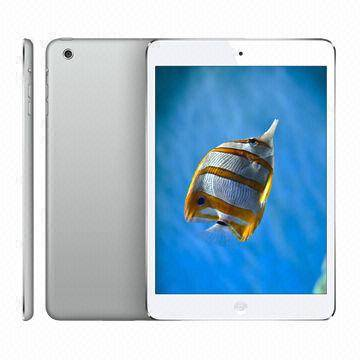 3G 8-inch Tablet PC, Android 4.1.1, Google Chrome Browser, 3,600mAh Battery