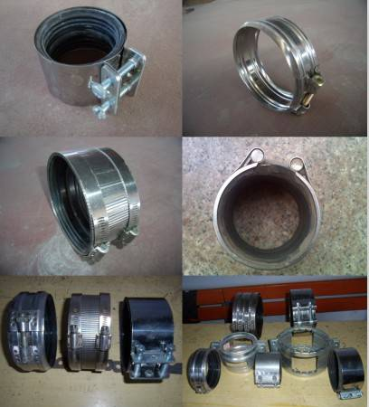 Stainless Steel Couplings/Clamps