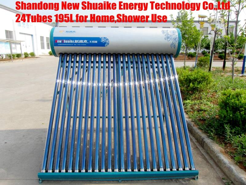 High Quality Solar Water Heaters