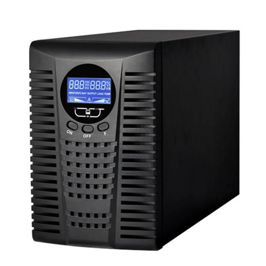 Sun Gold Power High Frequency Online UPS 1000VA/800W 1KVA UPS Uninterrupted Power Suppy