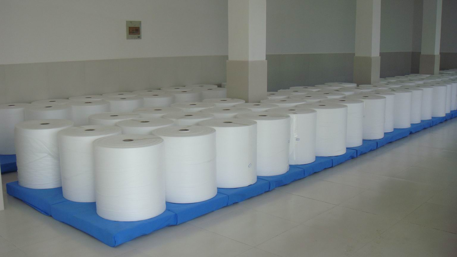 sell pp spunbonded nonwoven fabric