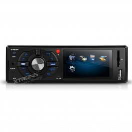 L300-3 In Dash HD Digital Screen FM/USB/SD Single Din Car Stereo