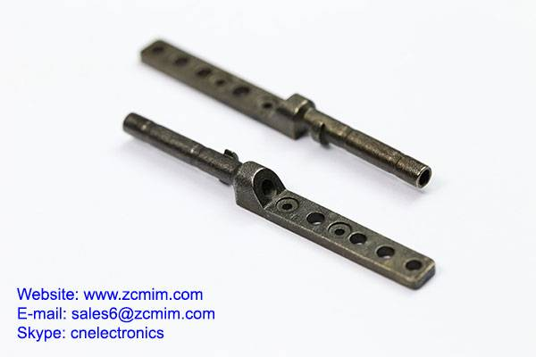 High Precision MIM Electronic Accessory Made By Metal Injection Molding
