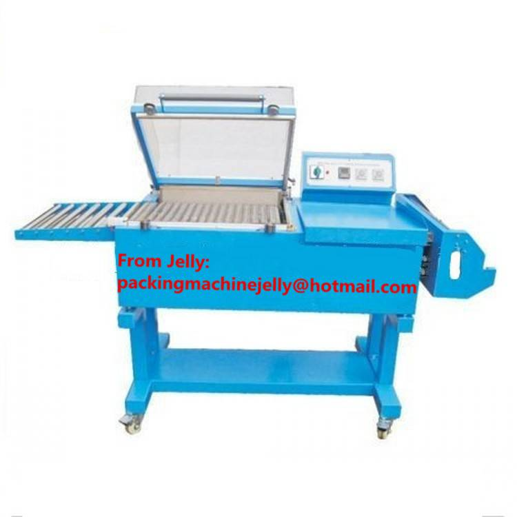 BFS-5540A Two-in-One Thermal Shrink wrapping Packing Machine