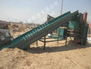YZ3-200 automatic straw briquette machine