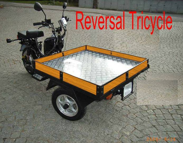 reversal tricycle