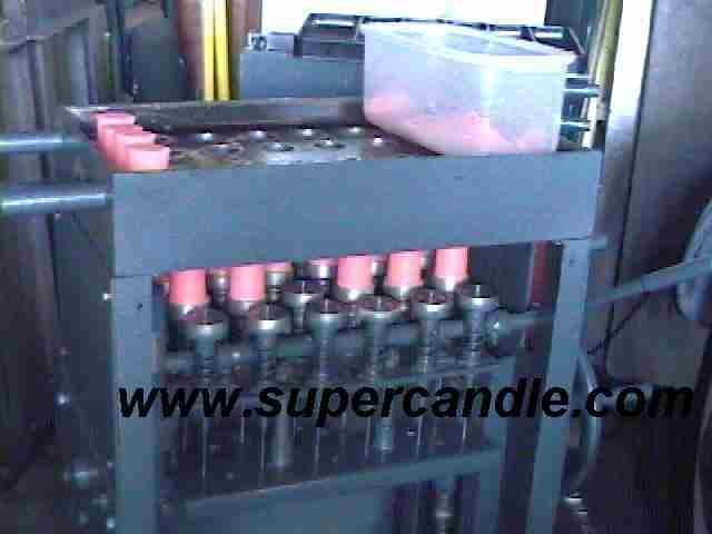 mini votive candle making machine, votive production mould, votive manufacturing mold