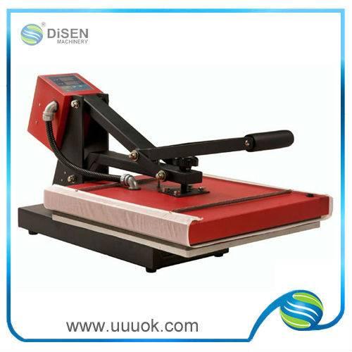 Digital High-pressure T-shirt Heat Press Machine Price