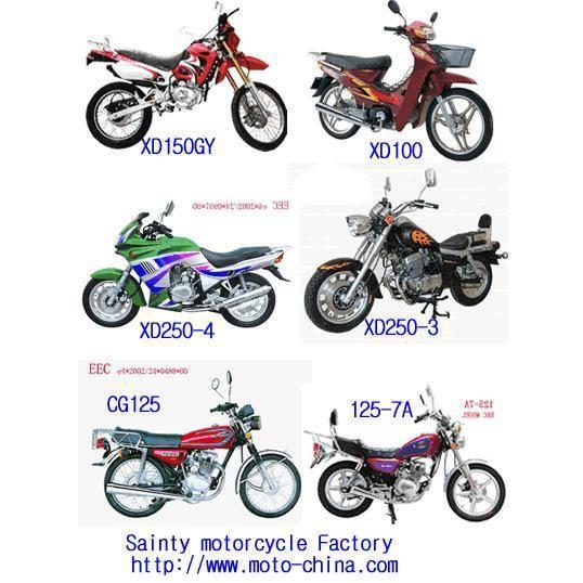 EEC motocycle