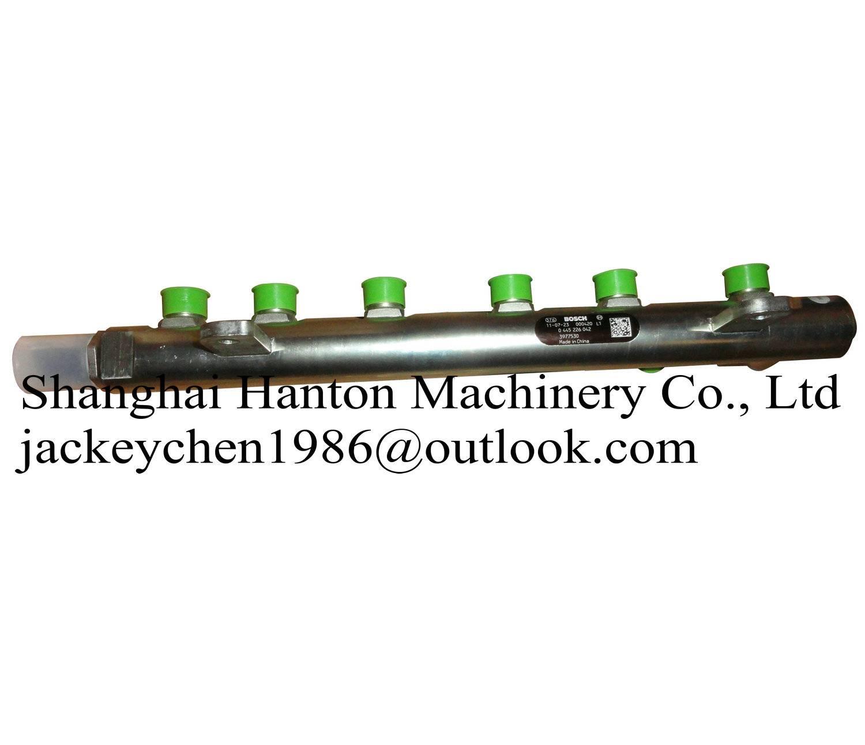 Sell Cummins ISBe6.7 diesel engine fuel manifold common rail 3977530 Bosch 0445226042