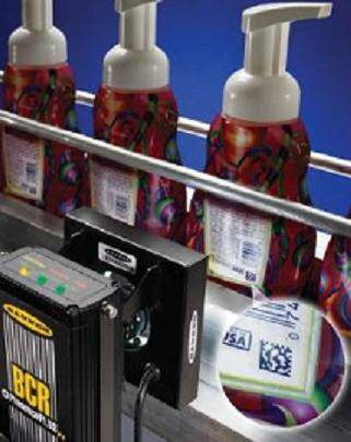 Banner PresencePLUS® P4 BCR and BCR 1.3 Vision Sensors for Advanced 2D and 1D Barcodes