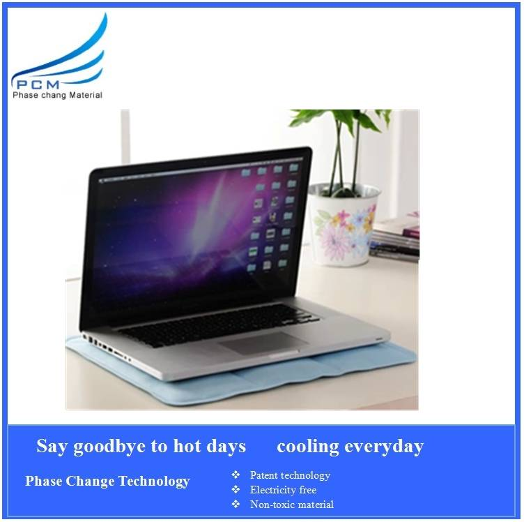 hot sale PCM cool passive mat for laptop