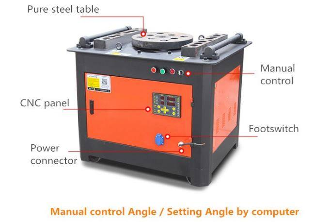 looking for agent for steel bar cutting/bending machine