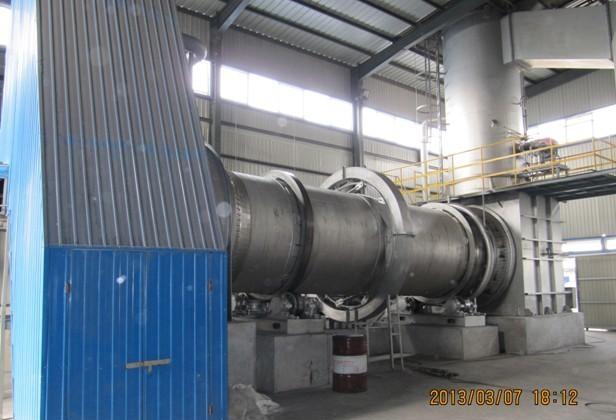 white cement production line